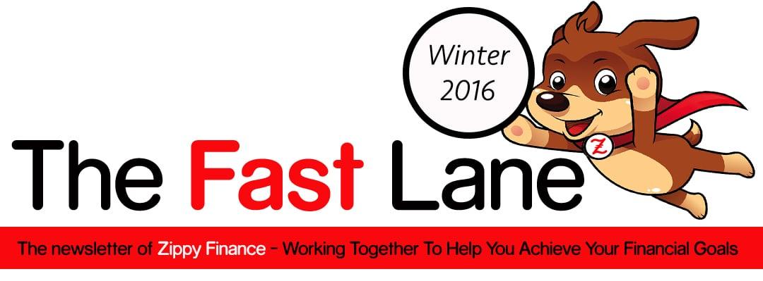 The Fast Lane Winter 2016